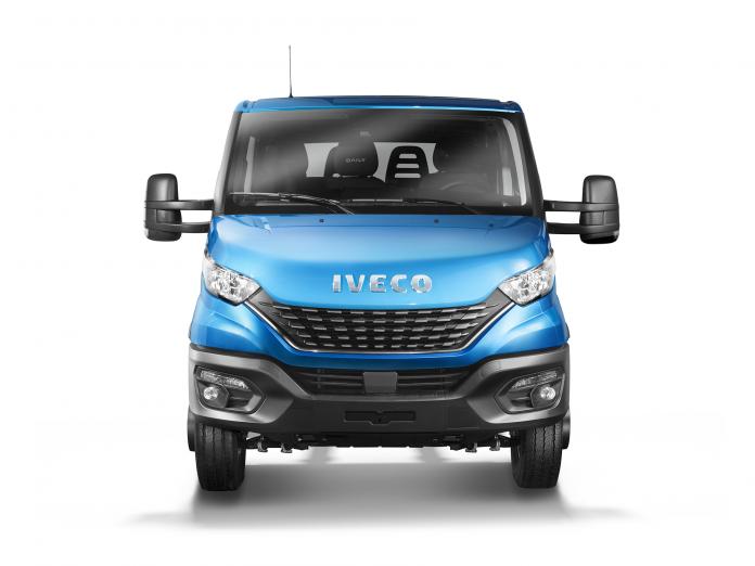 Iveco Daily é o 'caminhão leve do ano'