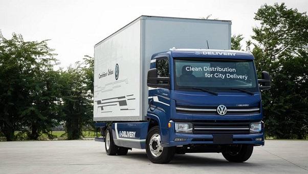 Volkswagen confirma início da produção em série do Delivery elétrico